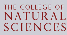 Logo for UMass College of Natural Sciences
